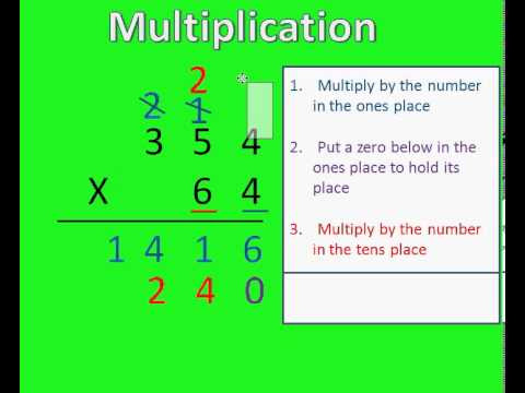 Multiplying 3 Digit Numbers Worksheet Multiplication Of 2 and 3 Digit Numbers