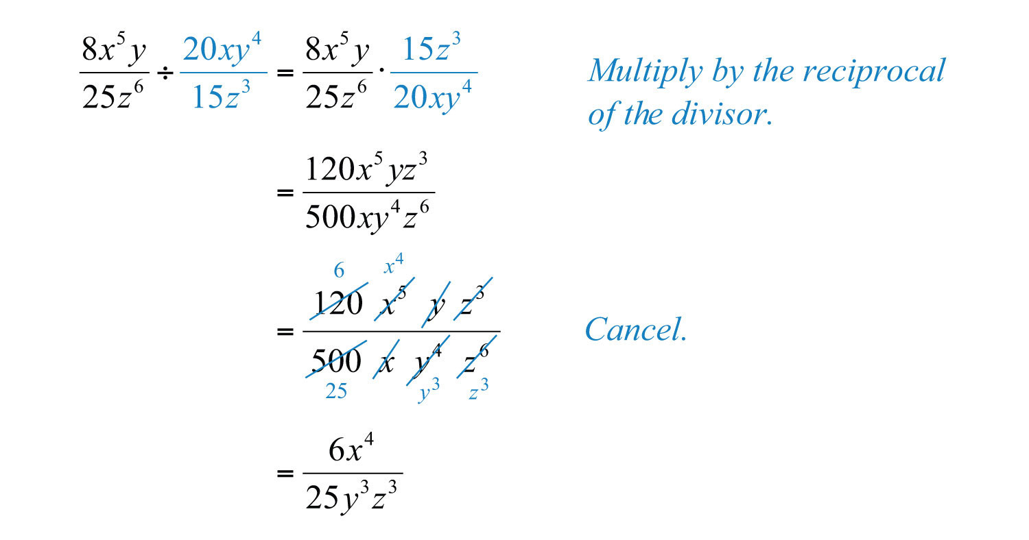 s10 02 multiplying and dividing ratio