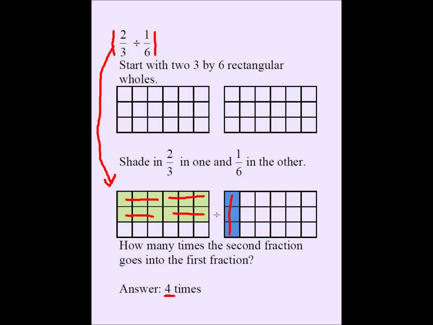 Multiplying Fractions Using Models Worksheets Division Of Fraction by A Fraction with Modeling Excellent