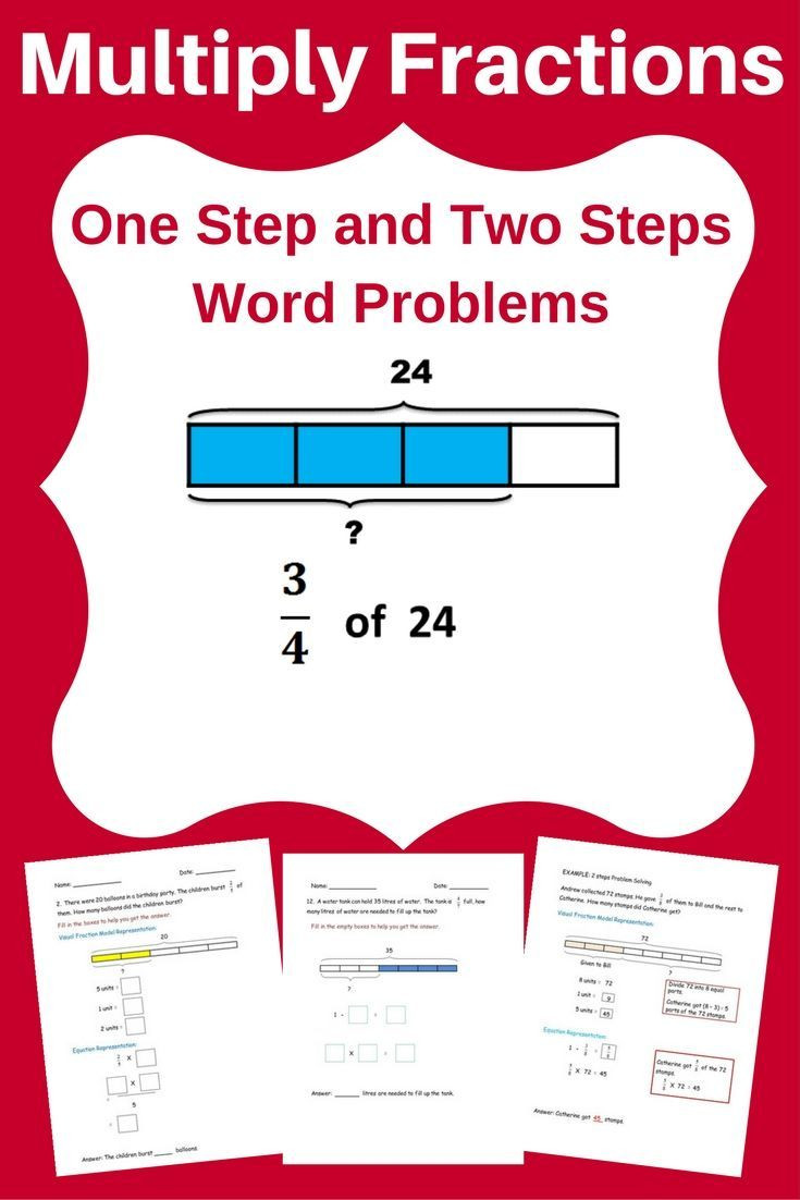 Multiplying Fractions Using Models Worksheets Fractions Worksheets 4th Grade 5th Grade Multiplying
