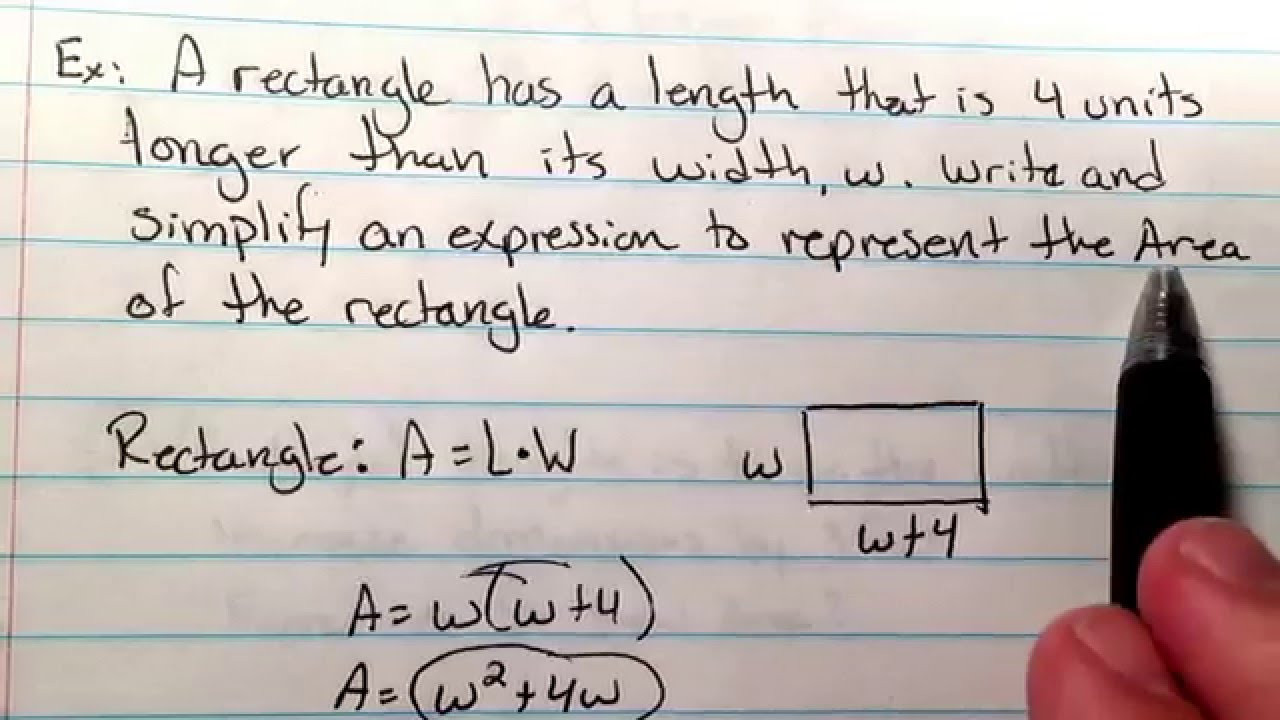 Multiplying Polynomials Word Problems Worksheet Fom1 Multiply Polynomials Word Problem 1