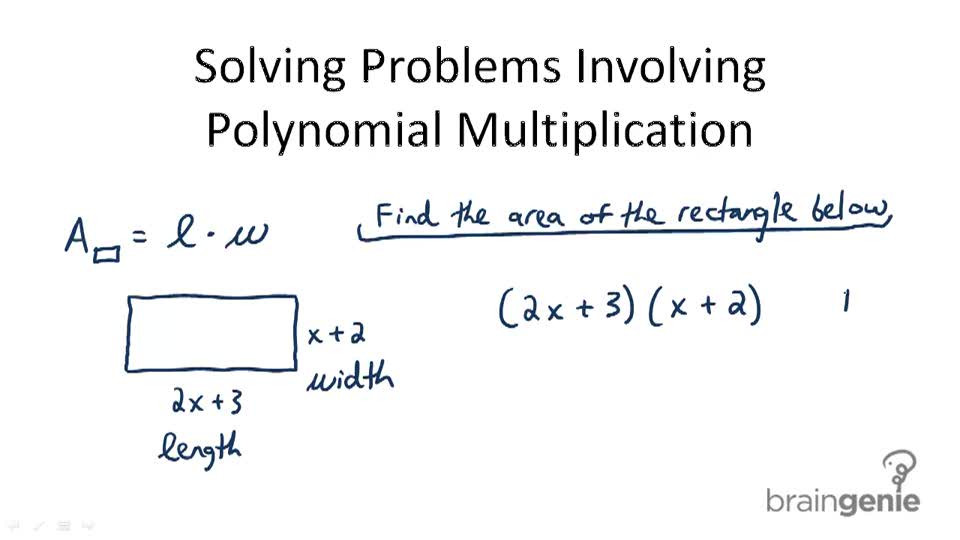 Multiplying Polynomials Word Problems Worksheet Multiplying Monomial Real Life Example Njzhptc