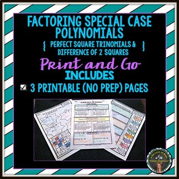 Search factoring special cases