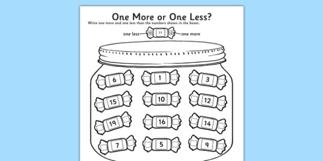 Numbers before and after Worksheet Numbers before and after to 20 Worksheet Worksheet