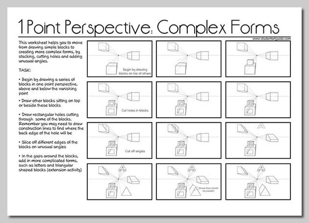 perspective lesson plan
