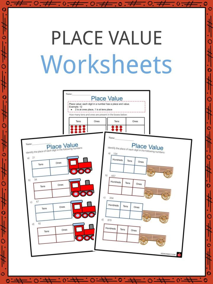 Place Value Worksheets Printable Place Value Worksheets