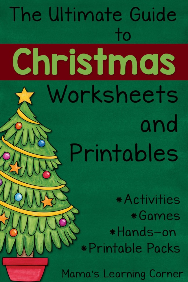 Preschool Christmas Worksheet Printables the Ultimate Guide to Christmas Worksheets and Printables