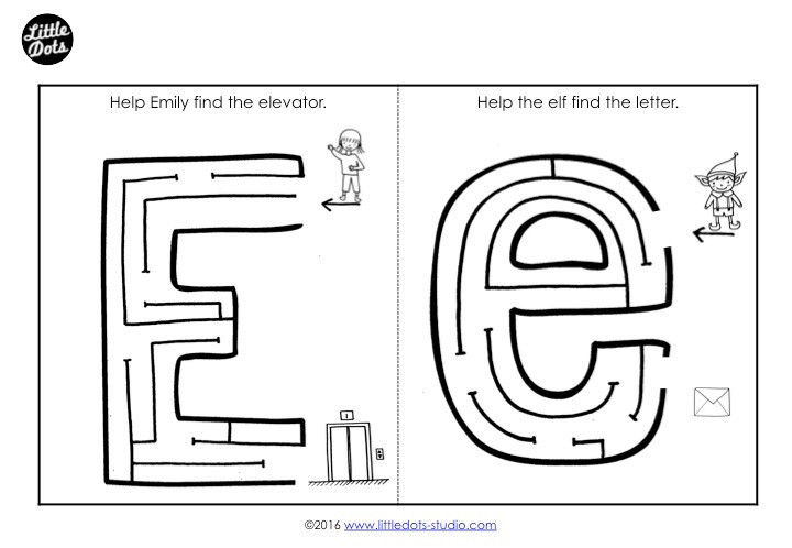 Preschool Letter E Worksheet Preschool Letter E Activities and Worksheets