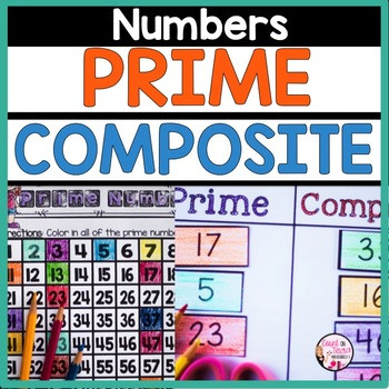 Prime and Composite Number Worksheets Prime and Posite Numbers Worksheet