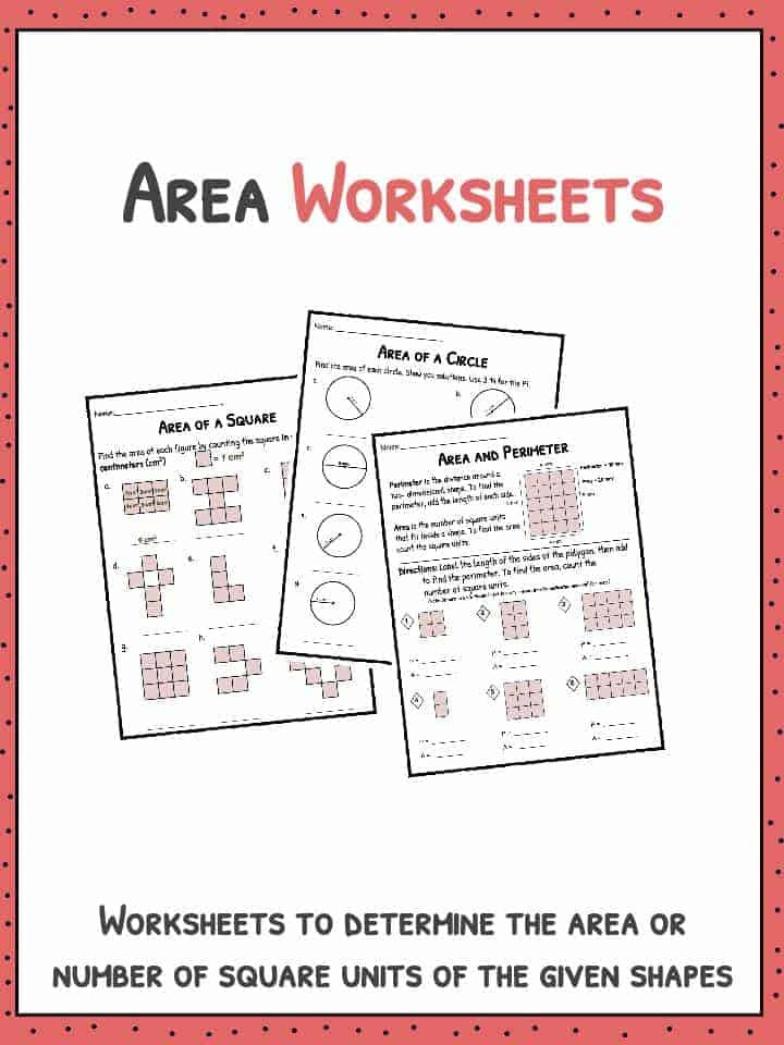 Printable area and Perimeter Worksheets area Worksheets area and Perimeter Worksheets