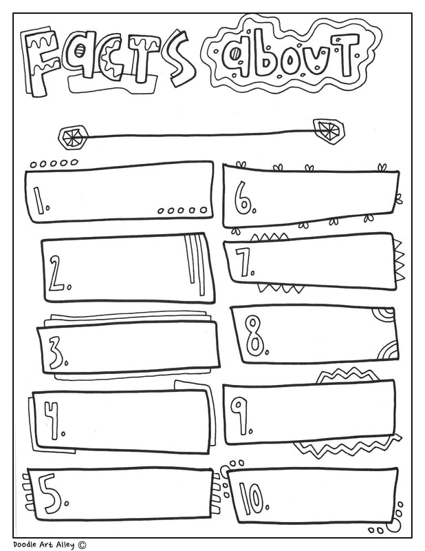 Printable Black History Worksheets Black History Month Printables Classroom Doodles