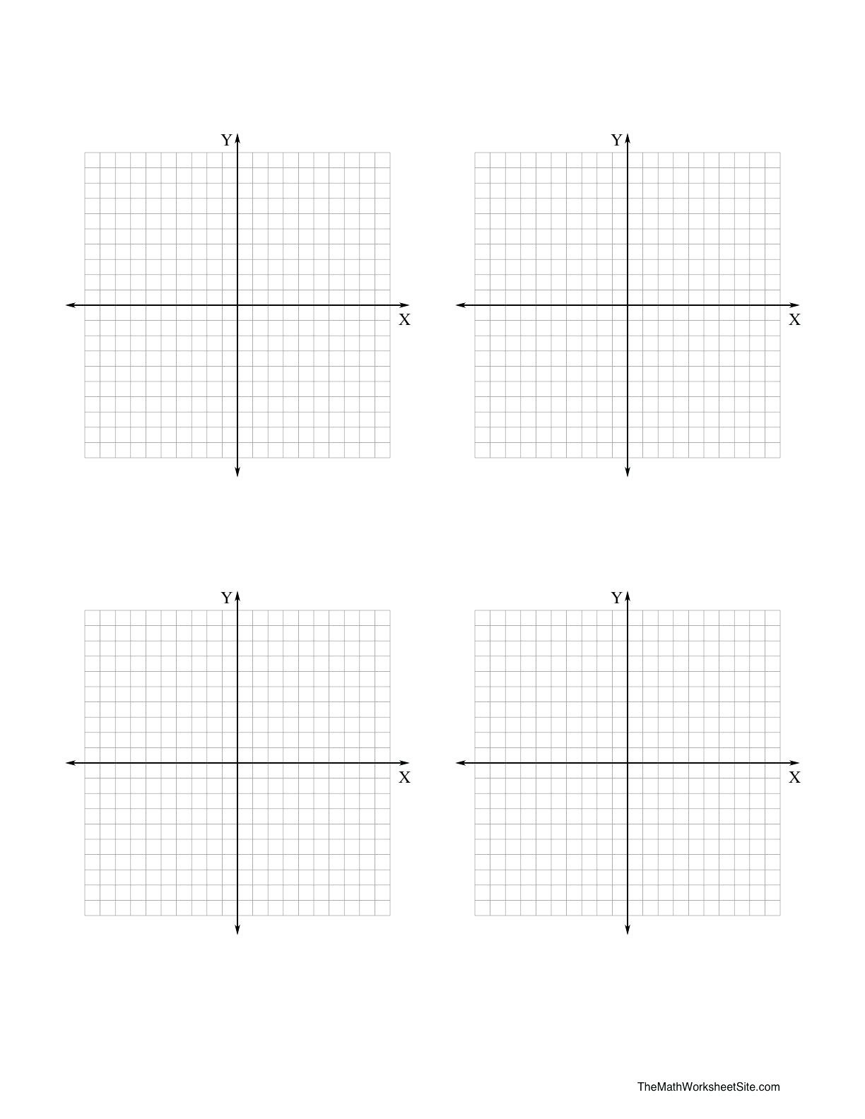Printable Coordinate Plane Worksheets Graph ordered Pairs Worksheet