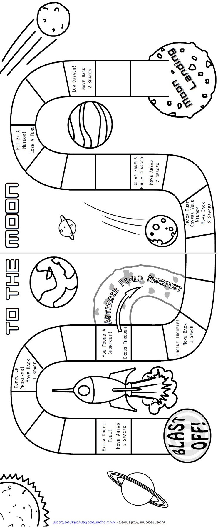 Printable solar System Worksheets solar System and Planets Worksheets