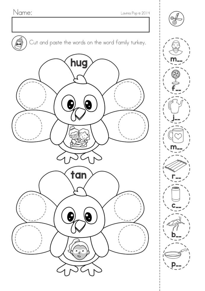 Printable Thanksgiving Math Worksheets Thanksgiving Math Literacy Worksheets and Activities for
