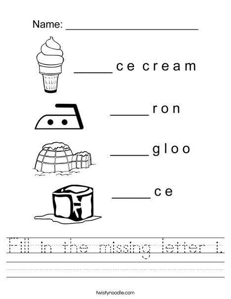 fill in the missing letter i worksheet png 468x609 q85