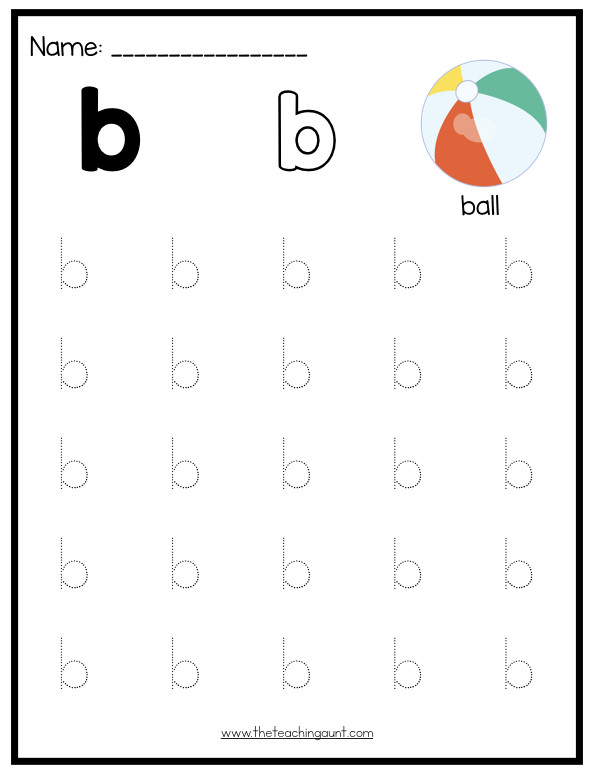 uppercase letters worksheets copy 004