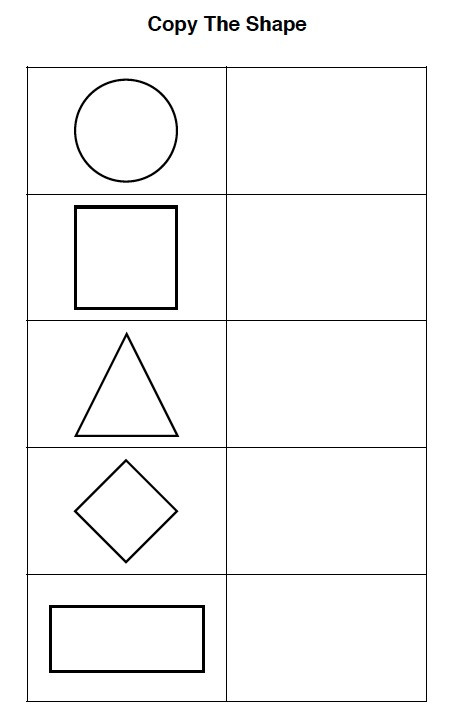 Visual Perceptual Worksheets Free Printables Pediatric Occupational therapy Tips Free Visual Perceptual