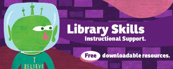 3rd Grade Library Skills Worksheets Library Skills Downloadables Resources