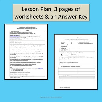Allusion Worksheets High School It S An Allusion Literary Biblical and Mythological Allusions