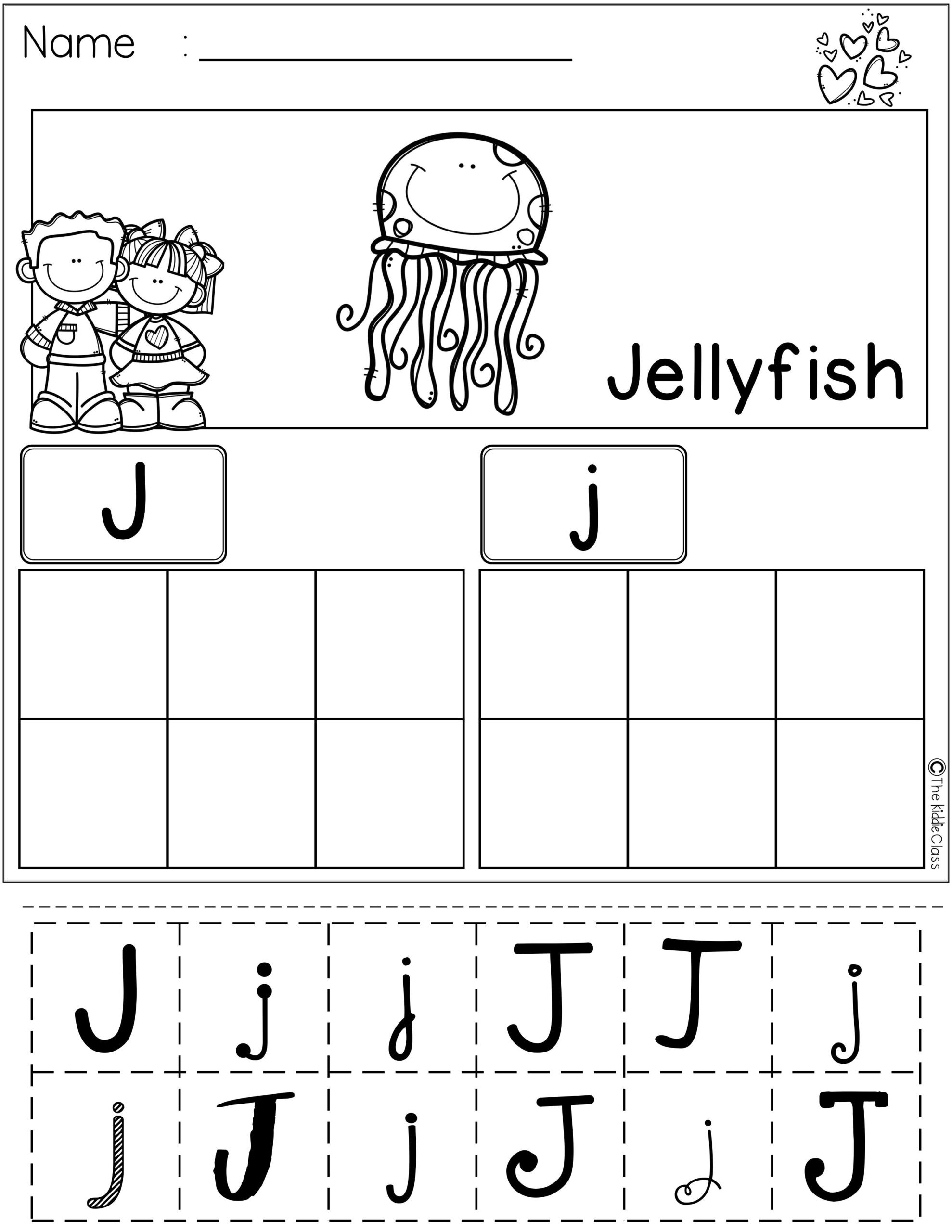 Alphabet Cut and Paste Worksheets Alphabet Cut and Paste Worksheets Best Preschool Spring