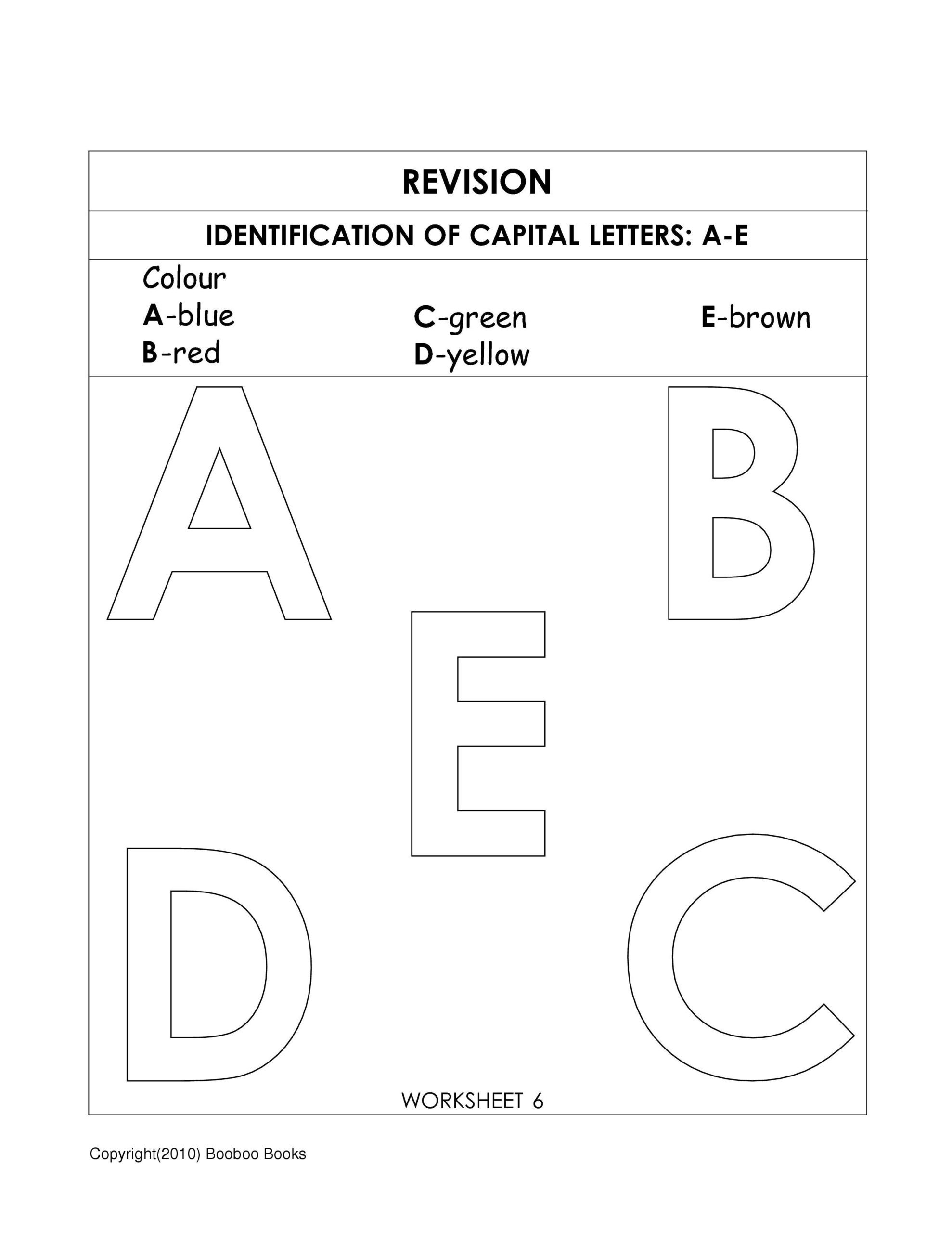 Alphabet Recognition Worksheets for Preschool Alphabet Worksheets Kindergarten Student Clip Art Black and