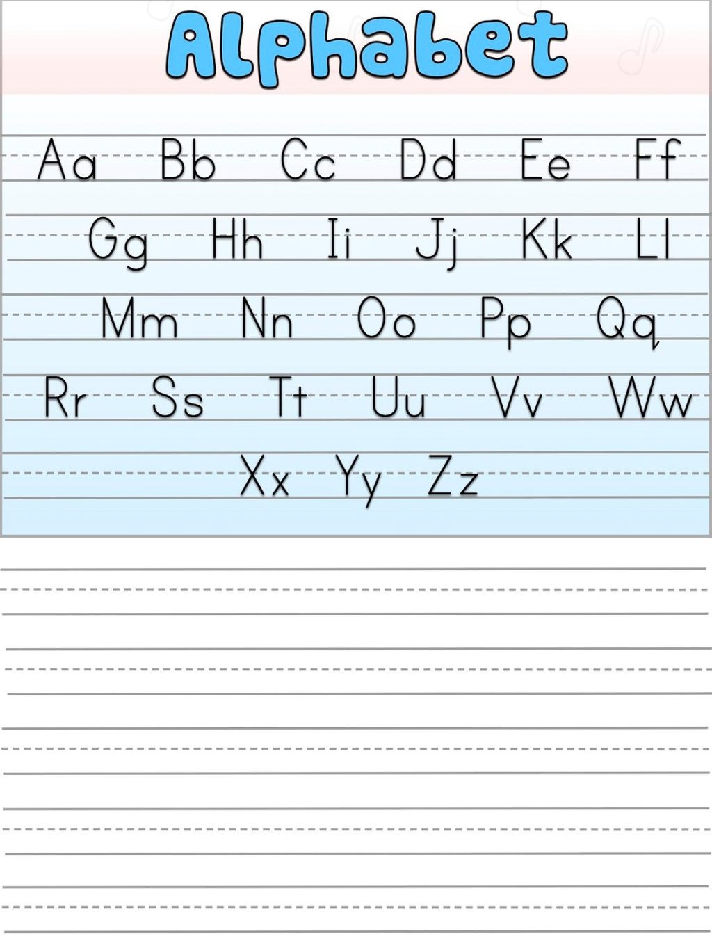 Alphabet Writing Worksheets Pdf Alphabet Writing Practice Sheet Free Worksheets Pdf Download