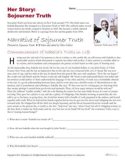 American History Worksheets 8th Grade African American History Month Activities