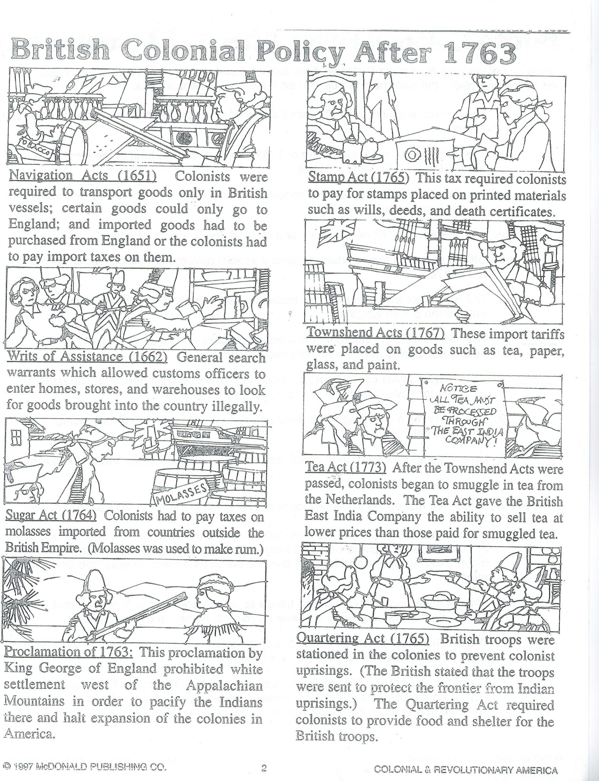 American History Worksheets 8th Grade Pin by Deanna Baccicheti On Revolution In 2020