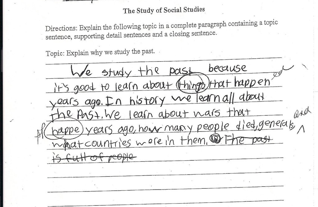 Article Analysis Worksheet High School why Kids Can T Write the New York Times