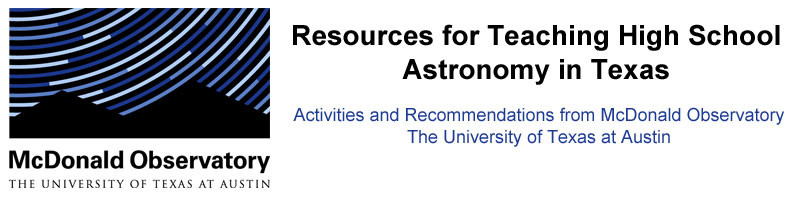 Astronomy Worksheets High School Teaching High School astronomy