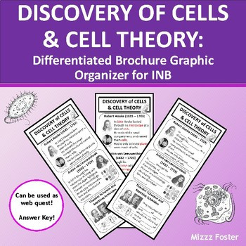 Cell theory Worksheet 7th Grade Cell theory Powerpoint Worksheets & Teaching Resources