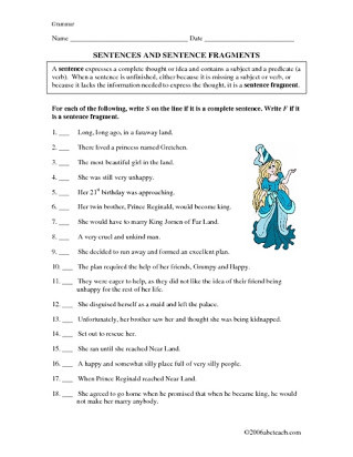 Comma Splice Worksheet High School Fragment Run Ma Splice Worksheet Promotiontablecovers