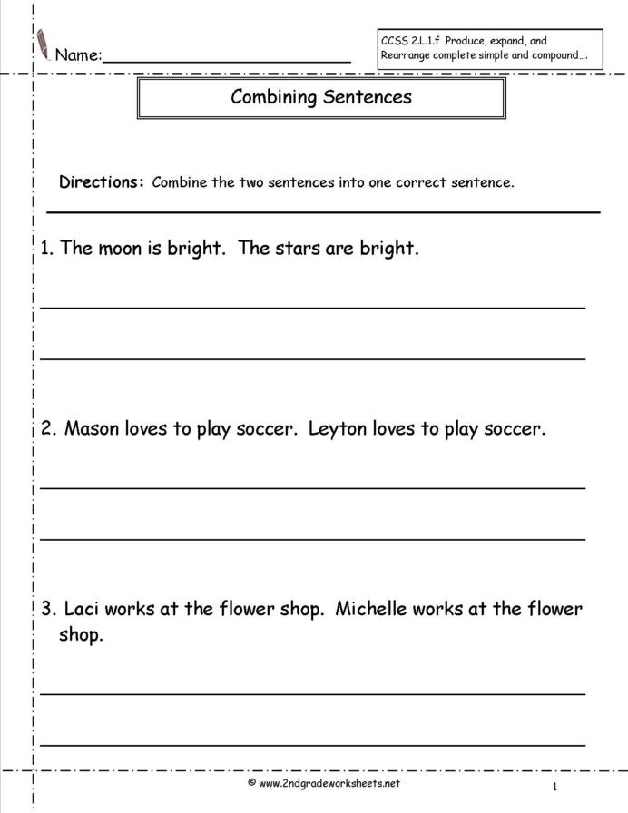 Complex Sentences Worksheet 5th Grade Simple Pound Sentences Lessons Tes Teach Sentence