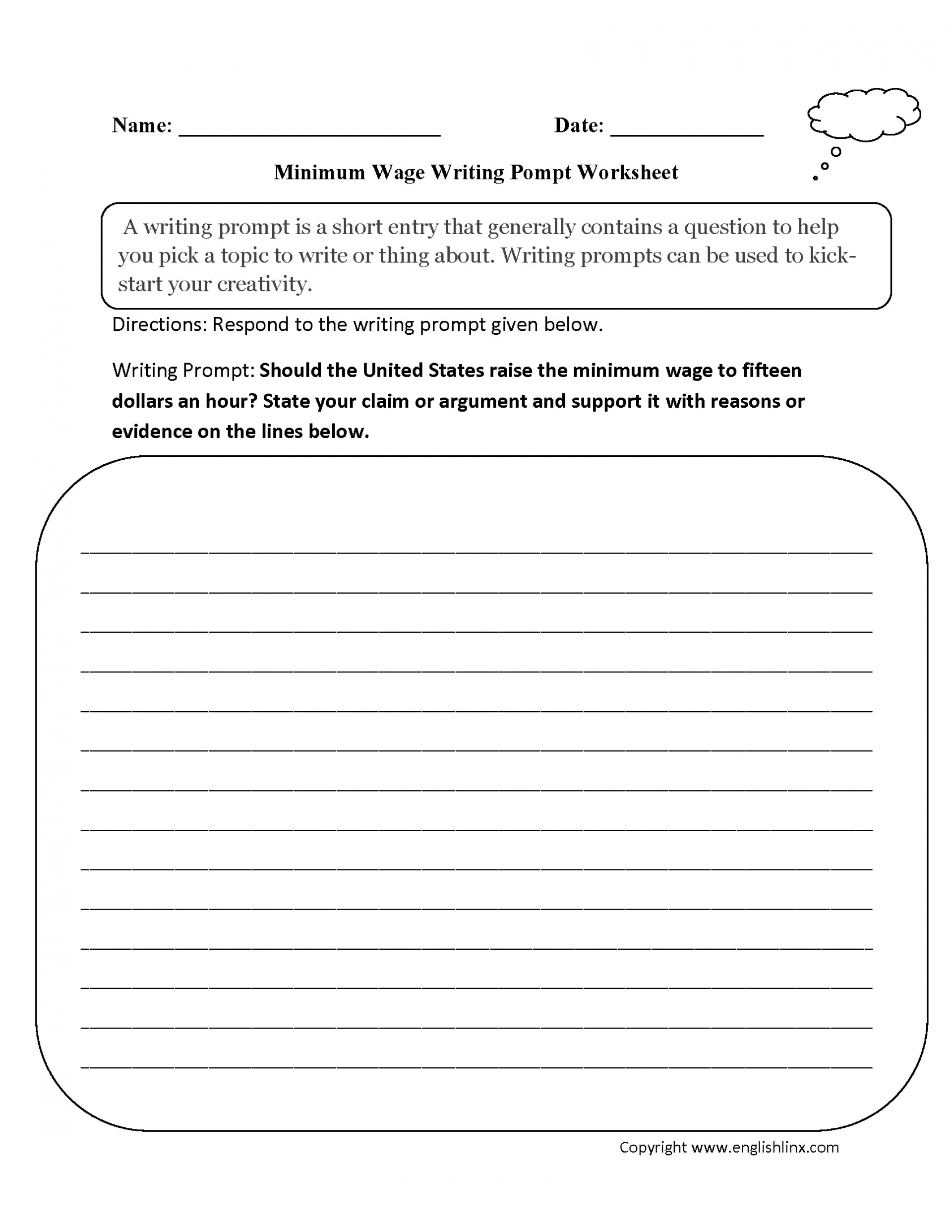 Creative Writing Worksheets High School 013 Argumentative Essay Writing Worksheets the Best Image