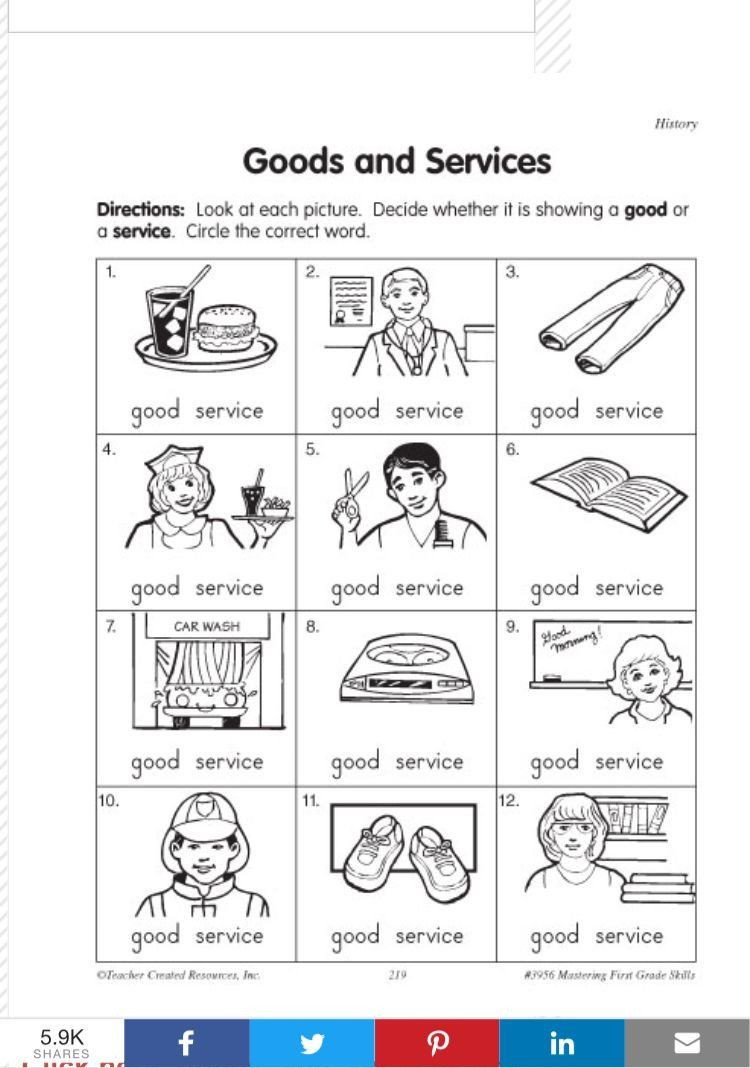 Economics Worksheets for 3rd Grade Economics Worksheets for 3rd Grade Pin Virtual Workday In