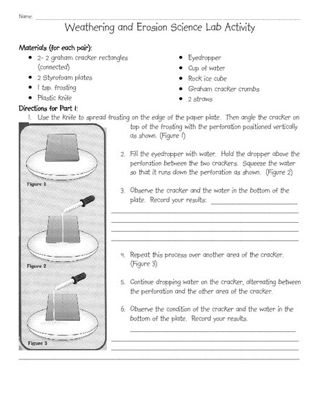 Erosion Worksheets 4th Grade soil Erosion Lesson Plans & Worksheets Reviewed by Teachers