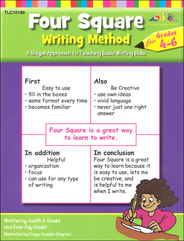 Four Square Writing Method Grades 4 6