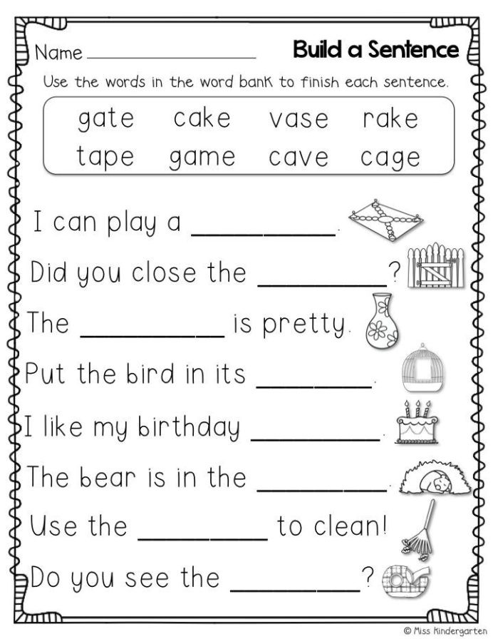 Free First Grade Phonics Worksheets Super Cvce Practice that Tricky Magic 1st Grade Worksheets