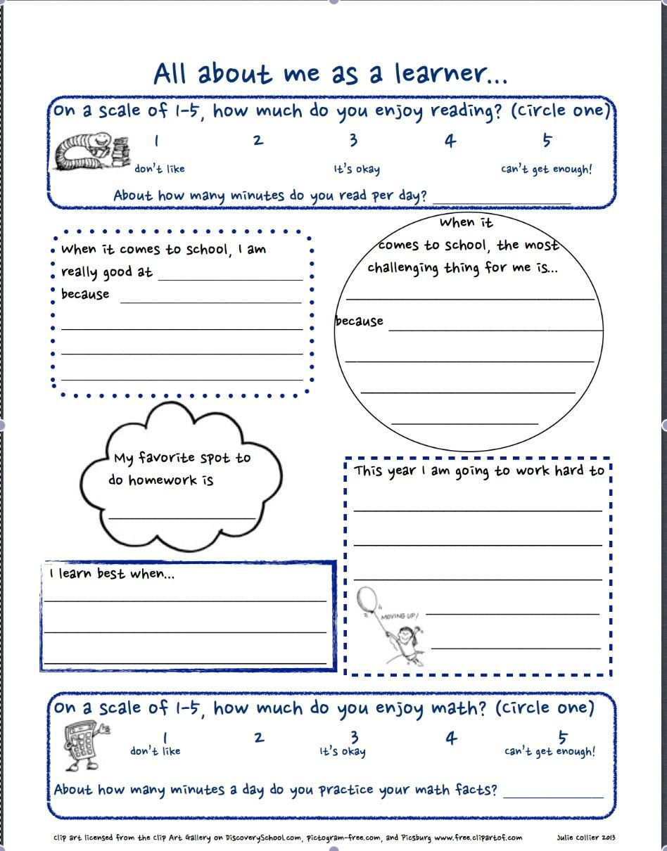 Free High School Worksheets Printables Pin by Julie Taylor On Beginning Of the Year