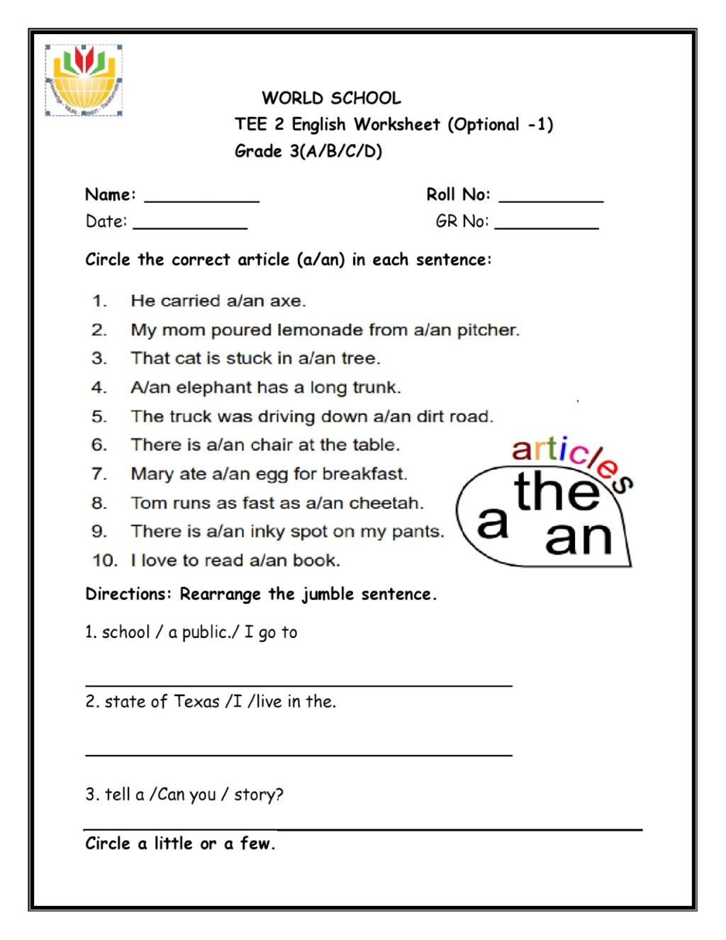 Free High School Worksheets Printables Worksheet Worksheet Gradesh Worksheets Inspirations