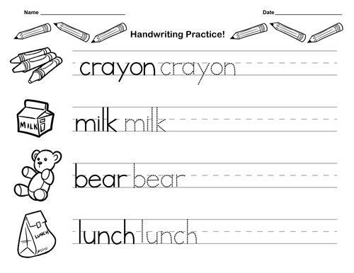 Fundations Handwriting Practice Worksheets Worksheet Handwriting Practice Pages Inspirations