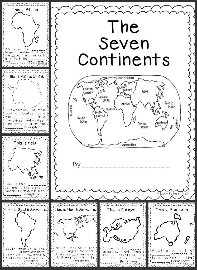 Geography Worksheets for High School Geography Worksheet 1st Grade Worksheets Continent Book High