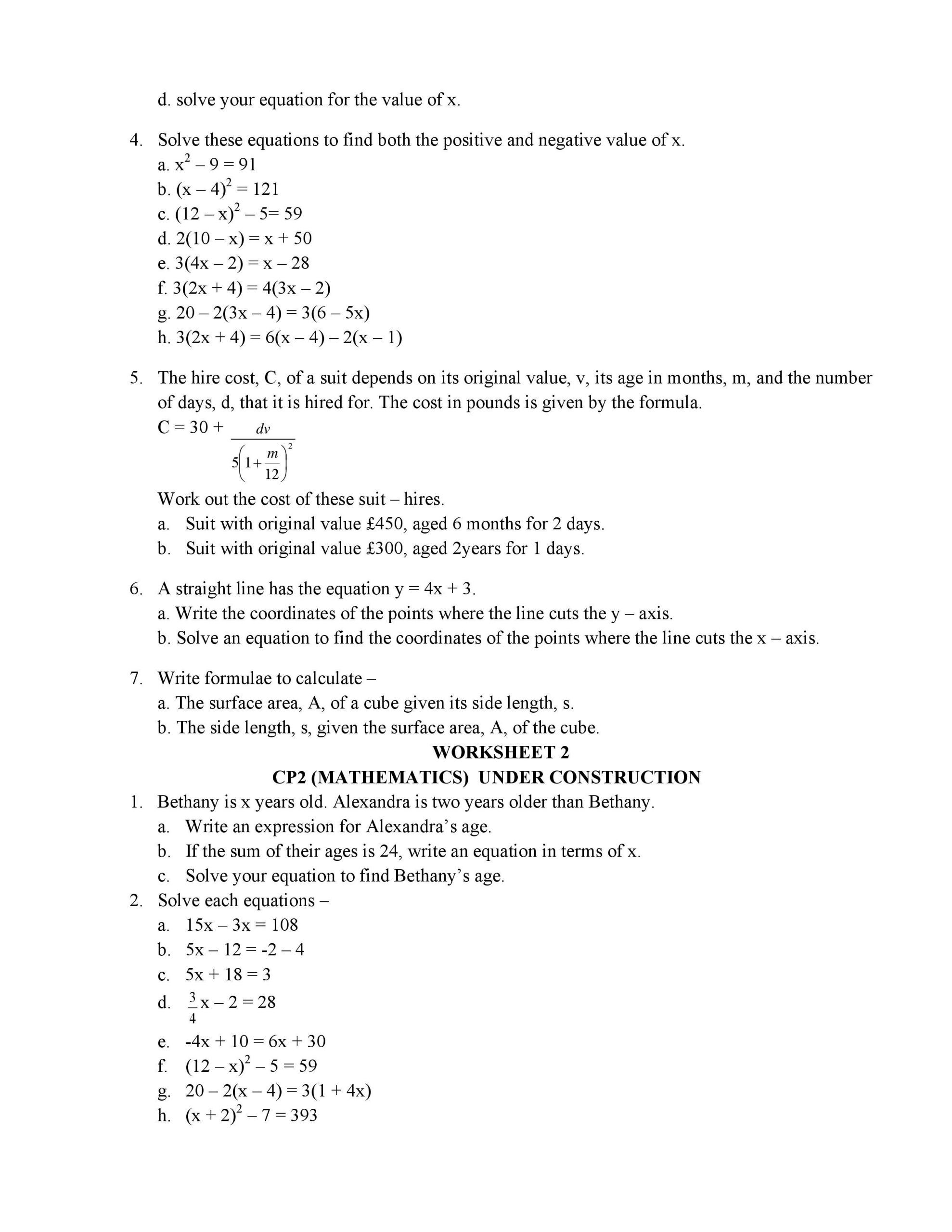 printable solving and graphing inequalities worksheet mathematics class 8 cie cambridge international education of solving and graphing inequalities worksheet scaled