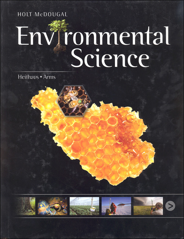 High School Environmental Science Worksheets Holt Mcdougal Environmental Science Homeschool Package