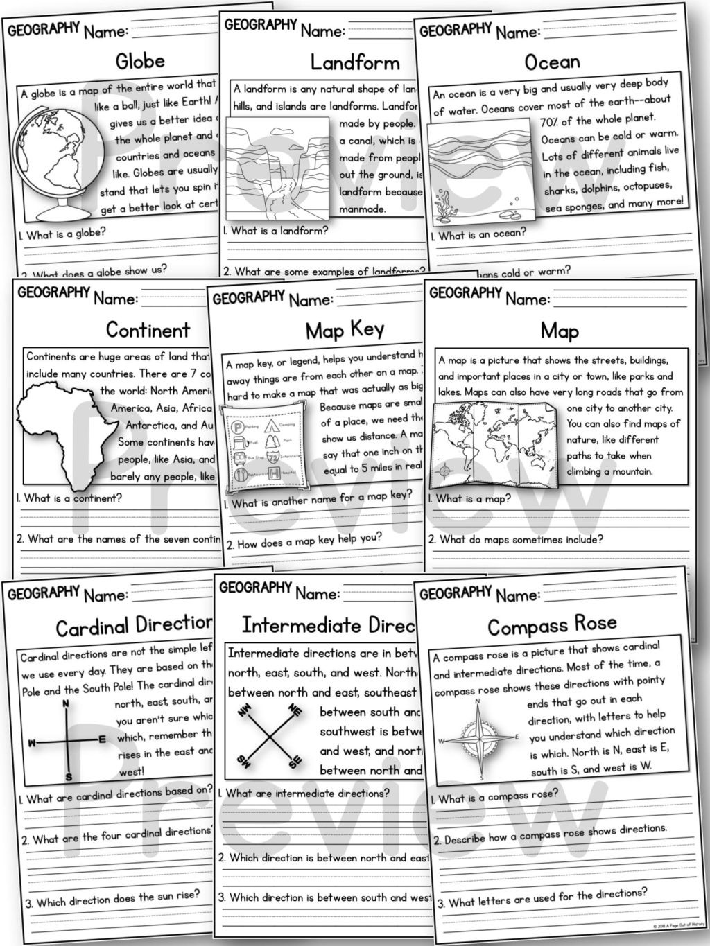 geography reading prehension passages preview 6th standard cbs math worksheets 1st grade printable mixed future tenses exercises pdf student for factoring problems with answers handy 1024x1365