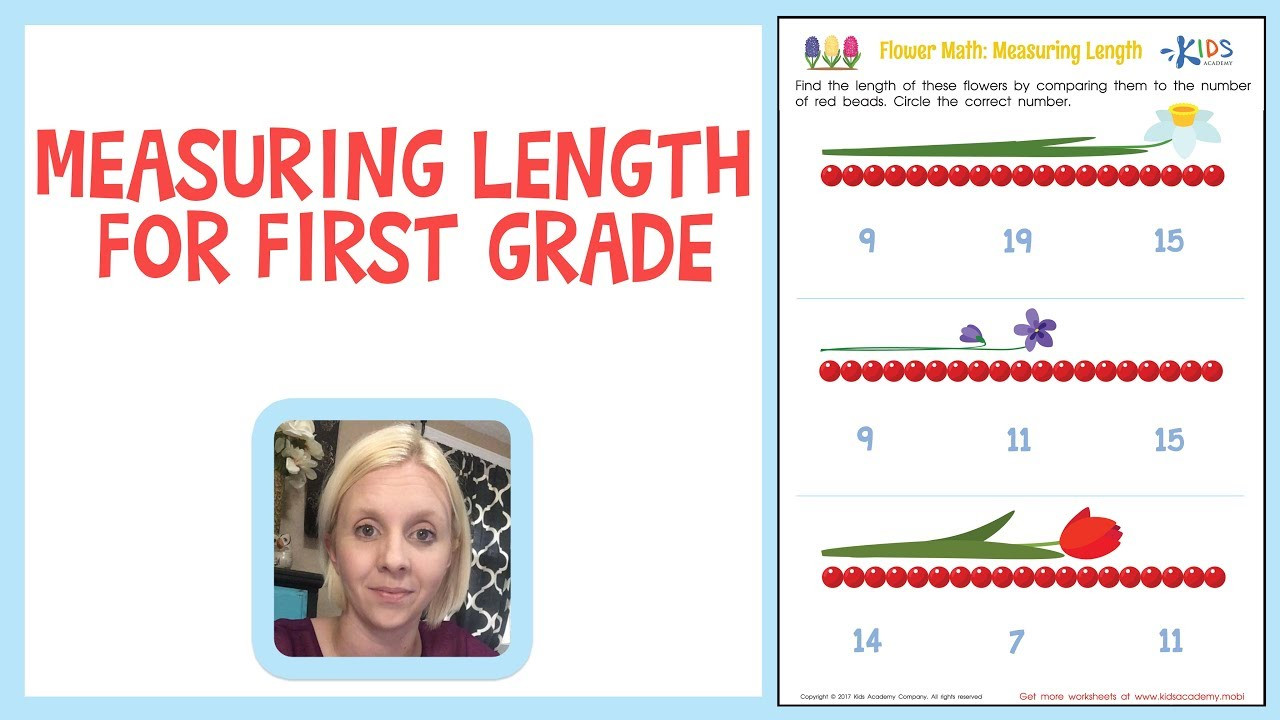 Measurement Worksheets for First Graders 5 Hands Strategies to Teach Measurements for Grades 1 3