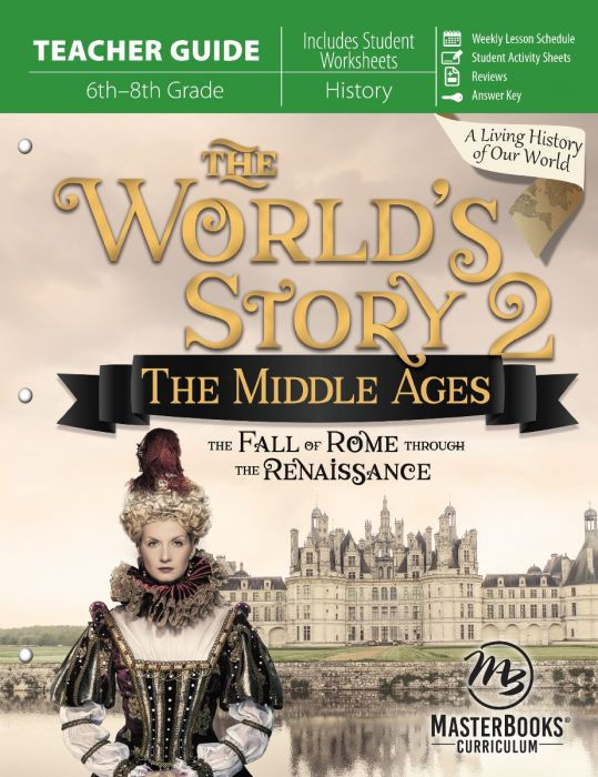 Middle Ages Worksheets 6th Grade the World S Story 2 the Middle Ages Teacher Guide Download