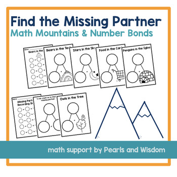 Search math mountain worksheets