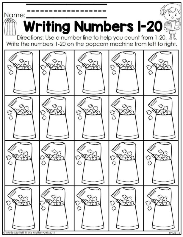 Number Writing Worksheets 1 20 Worksheets Writing Numbers 11 20 Worksheet Grade 4