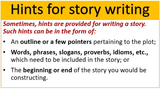 Outline Story Writing Worksheet Hints for Story Writing Examples Worksheet topics